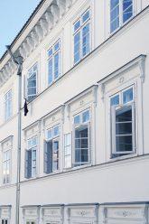 Altbau mit Hamburger Doppelfenstern