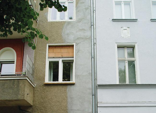 Altbau mit Berliner Kastenfenster