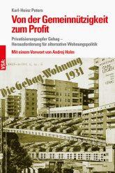 Titelseite des Buches 'Von der Gemeinnützigkeit zum Profit'