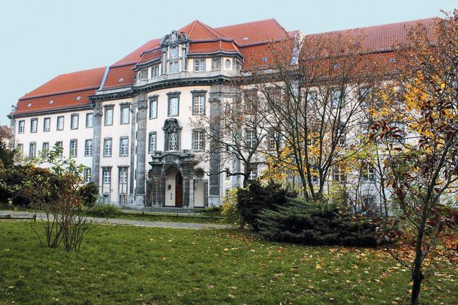 Gebäude des Amtsgerichts Lichtenberg
