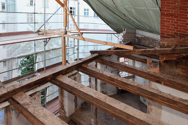 Dachgeschossausbau Und Aufstockung Viel Potenzial Oberhalb