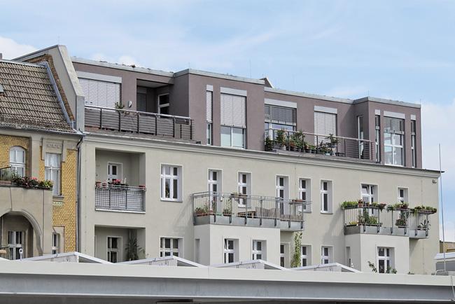 Dachgeschossausbau und Aufstockung - Viel Potenzial oberhalb der ...