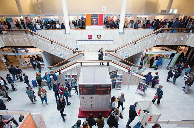 Messe Studyworld Berlin 2016