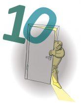Illustration: Vermieter will Wohnung besichtigen