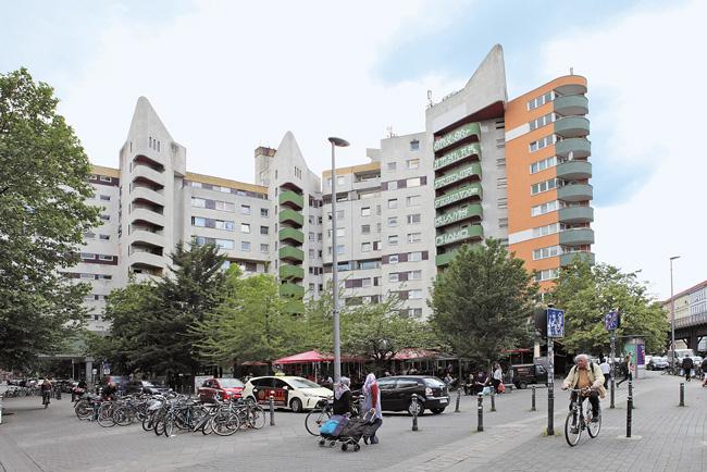 Sozialwohnungen am Kottbusser Tor
