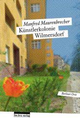 Titelseite des Buches 'Künstlerkolonie Wilmersdorf'