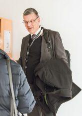 Behördensprecher Sascha Langenbach