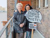 Mieterprotest in der Kreuzberger Otto-Suhr-Siedlung