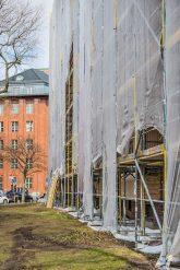 DW-Modernisierung in der Ritterstraße