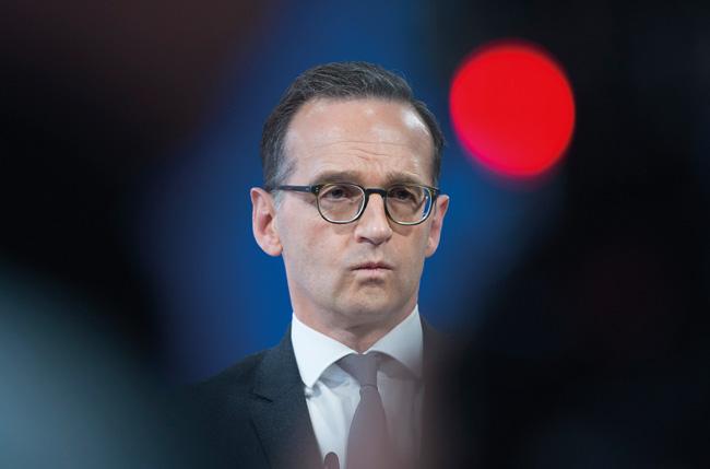 SPD-Justizminister Heiko Maas