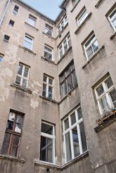 Innenhof der Immanuelkirchstraße 35 in Pankow
