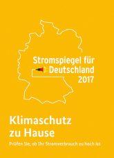 Titelseite des Stromspiegels 2017