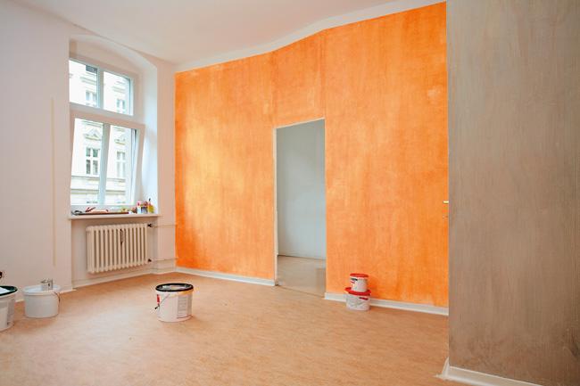 Wohnflachenoptimierung Durch Umbauten Zwischenwande Hangeboden