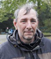 Rainer Sodeikat, Sachbearbeiter beim Grünflächenamt