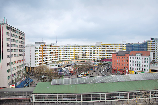 Berlin Kottbusser Tor: Neues Kreuzberger Zentrum