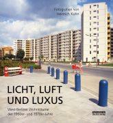 Titelseite des Buches 'Licht, Luft und Luxus'
