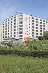 Wohnkomplex am Bersarinplatz