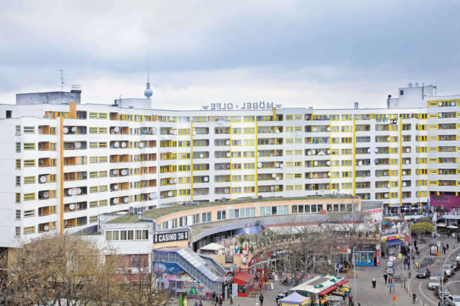 Neues Kreuzberger Zentrum