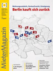 Titelseite MM 7/2017