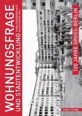 Titelseite des Buches '100 Jahre Groß-Berlin'