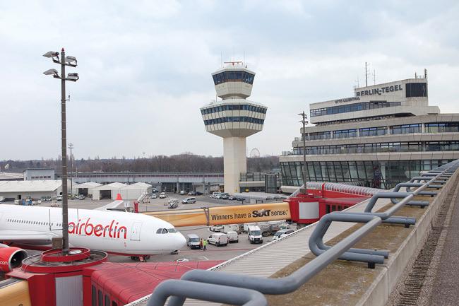Volksentscheid zum flughafen tegel populismus auf dem for Flughafen tegel