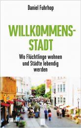 Titelseite des Buches 'Willkommensstadt'