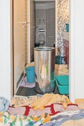 Wasserschaden im Wohnungsflur