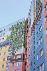 Hochhaus der Wohnungsbaugenossenschaft 'Solidarität', Friedrichsfelde