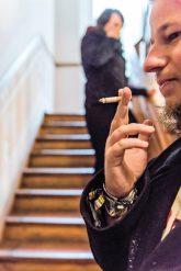 Rauchen im Mietshaus