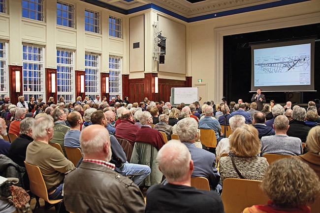 Bürgerversammlung zur Elisabethaue