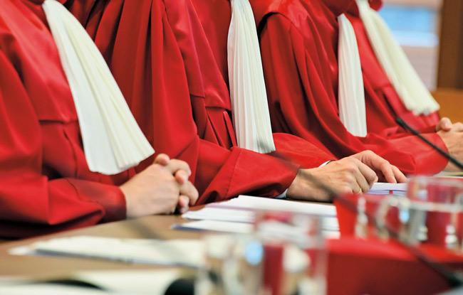 Richter des Bundesverfassungsgerichts