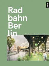 Titelseite des Buches 'Radbahn Berlin'