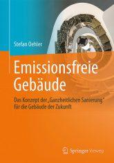 Titelseite des Buches 'Emissionsfreie Gebäude'