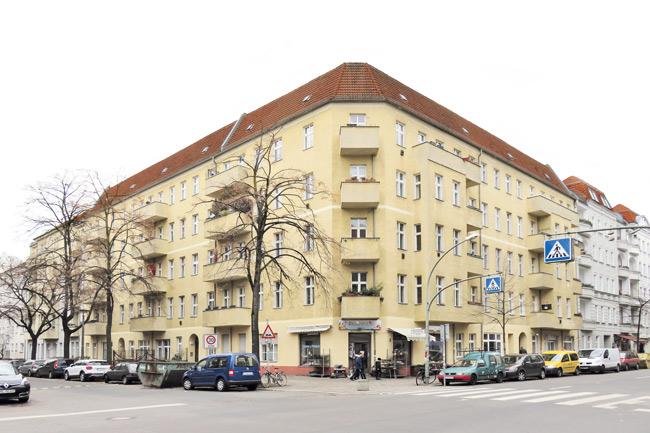 Wohnhaus an der Karl-Kunger-Straße