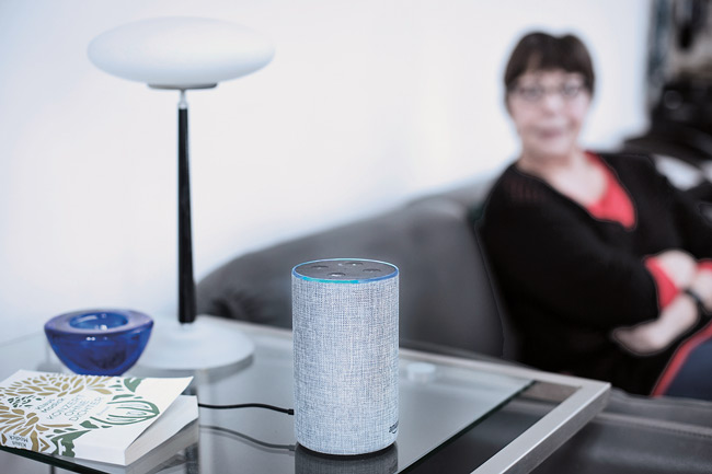 Amazon-Dialoggerät 'Alexa'