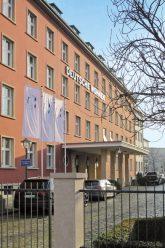 Verwaltungsgebäude der Deutschen Wohnen