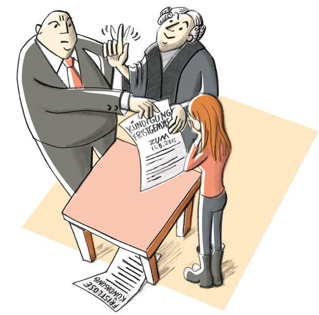 Illustration zur Landgerichtsentscheidung