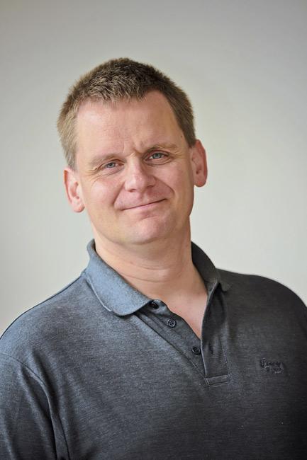 Professor Dr. Martin Schwab