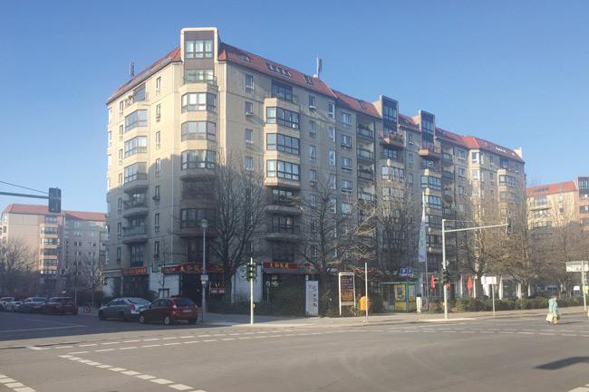Mietshaus Wilhelmstraße 94
