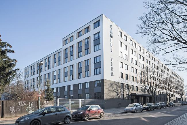 Campus-Viva-Gebäude