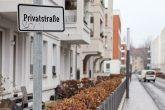 Privatstraßen