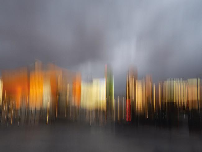 Lichtzeichnung – Fotografie von Claudia Haarmann
