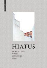Titelseite des Buches 'Hiatus'
