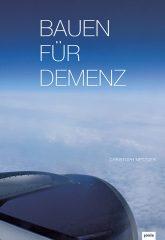 Titelseite des Buches 'Bauen für Demenz'
