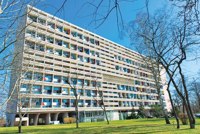 Corbusierhaus heute