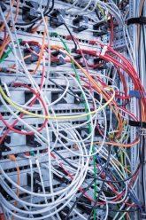 Server-Verkabelung