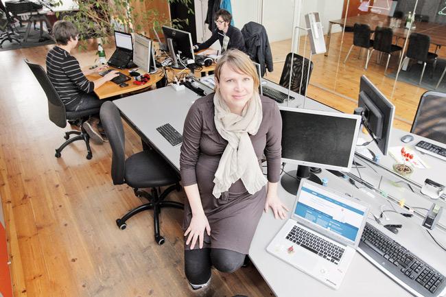 Workspace-Computerarbeitsplätze