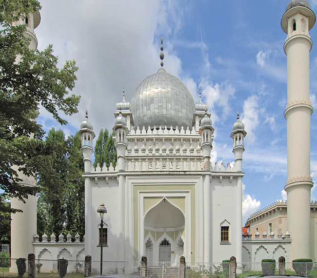 Ahmadiyya Lahore Moschee