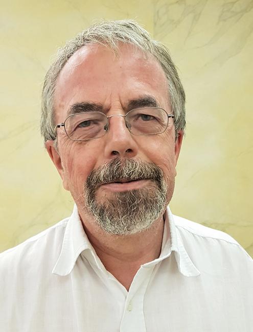 Willi Laumann von der BMV-Bezirksleitung in Neukölln