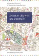 Titelseite des Buches 'Zwischen City West und Dorfanger'
